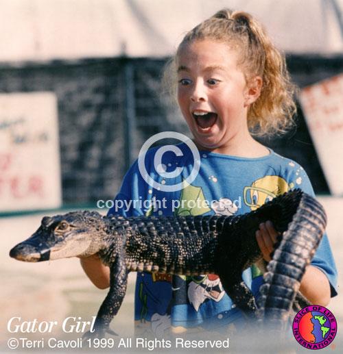 Gator-Girl