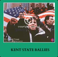 Kent State Rallies