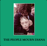 The People Mourn Diana